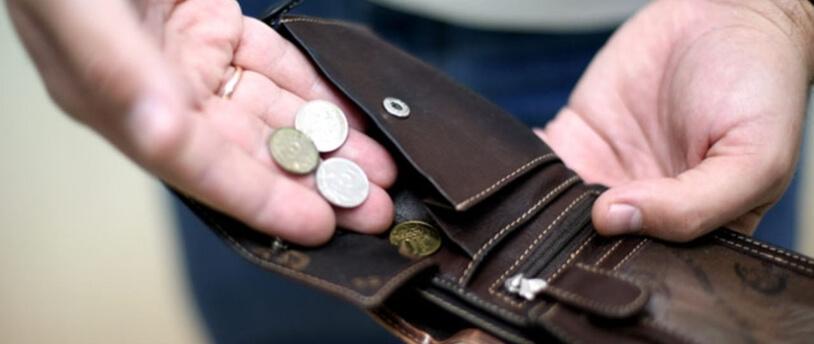 Задержка зарплаты вынуждает россиян обращаться в МФО